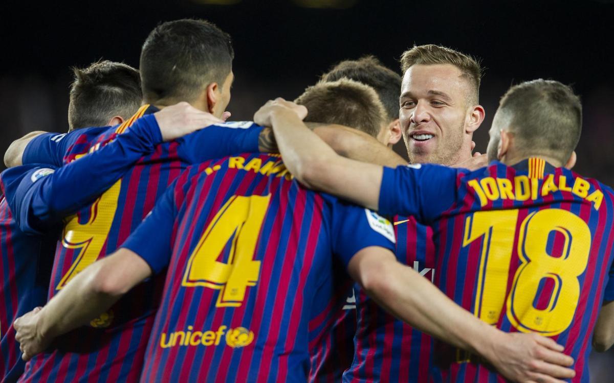 Barça-Valencia: El primer partidazo del mes