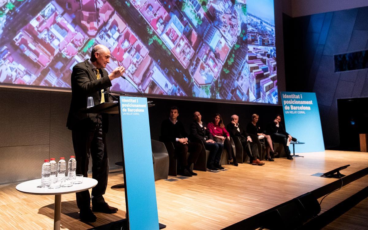 El Barça participa del nuevo relato coral que define Barcelona