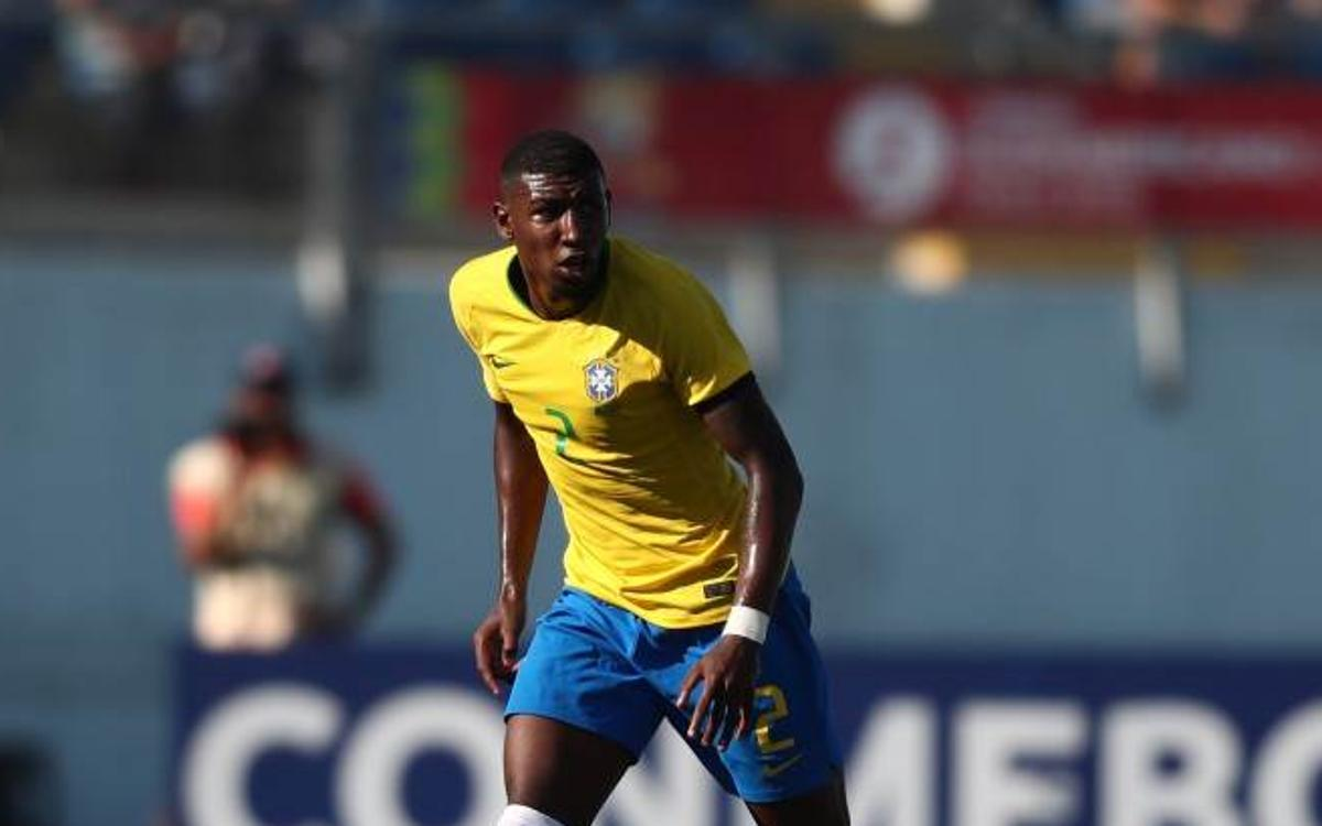 Agreement with Atlético Mineiro for Emerson transfer