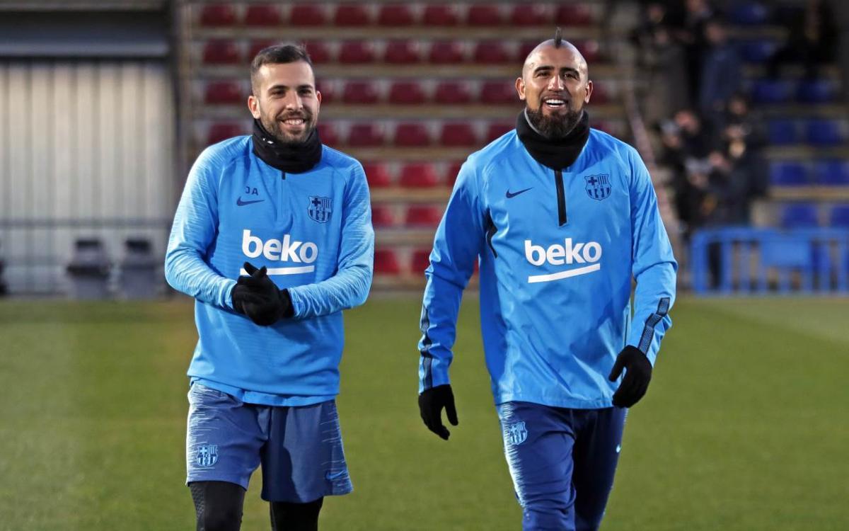 The squad for Valencia