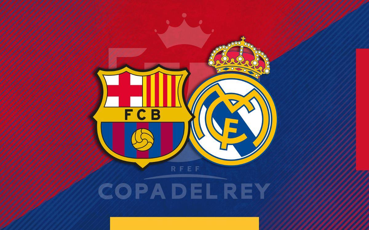El Real Madrid, rival en las semifinales de Copa