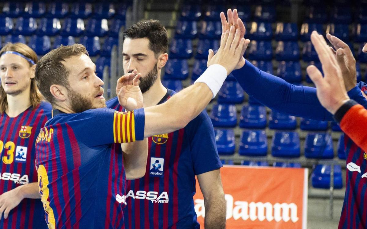 PREVIA - El Palau vuelve a vivir el balonmano
