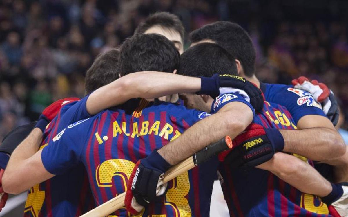 Voltregà 2-3 Barça Lassa: Victory at Sant Hipòlit