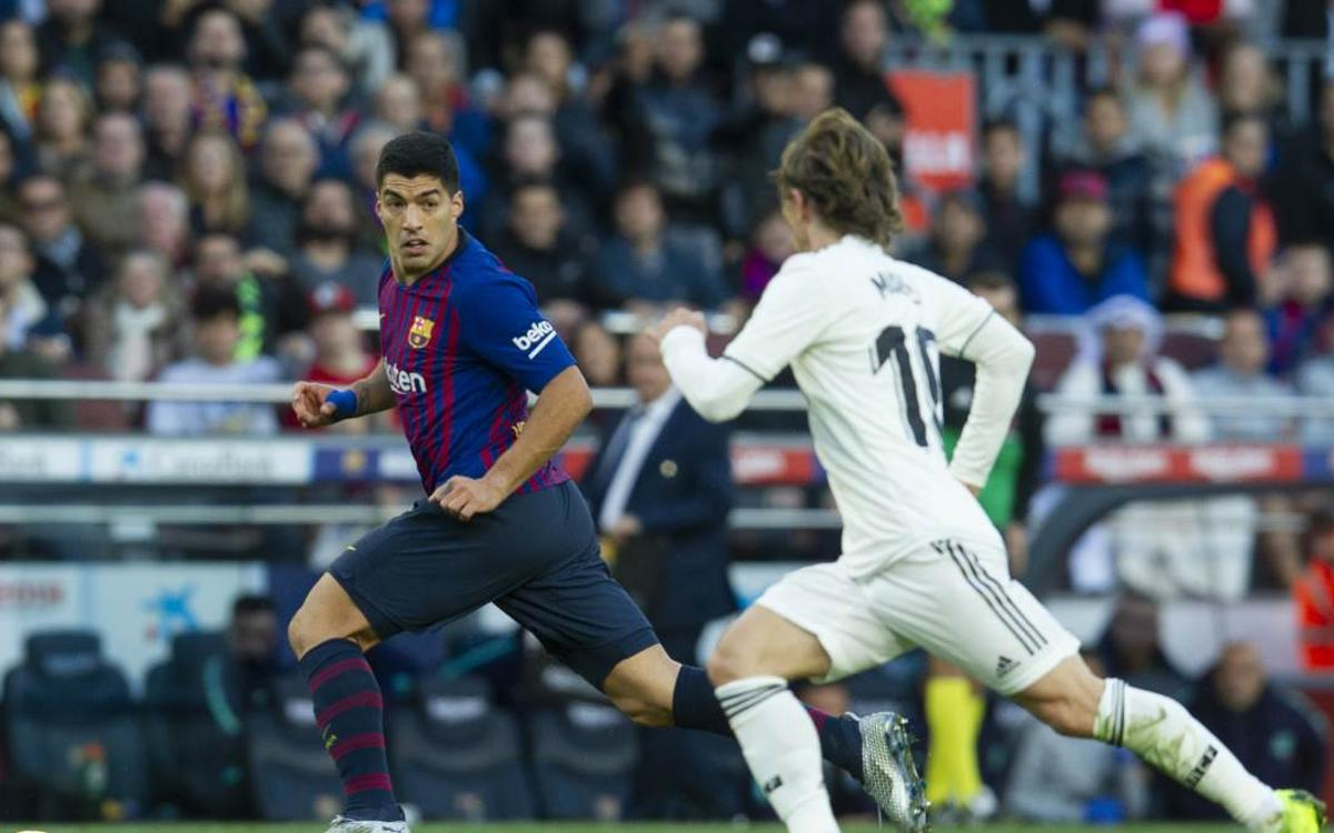 Copa del Rey preview: Barça v Real Madrid