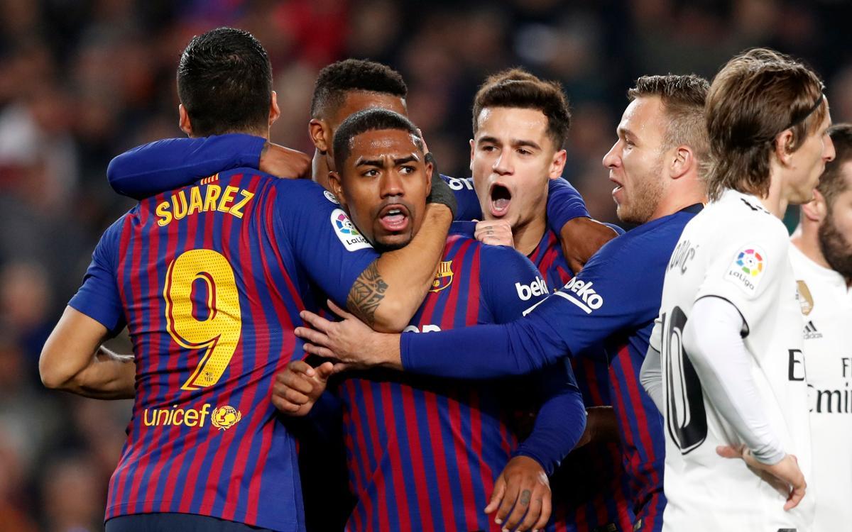 Barça – Real Madrid : Statu quo au Clasico (1-1)