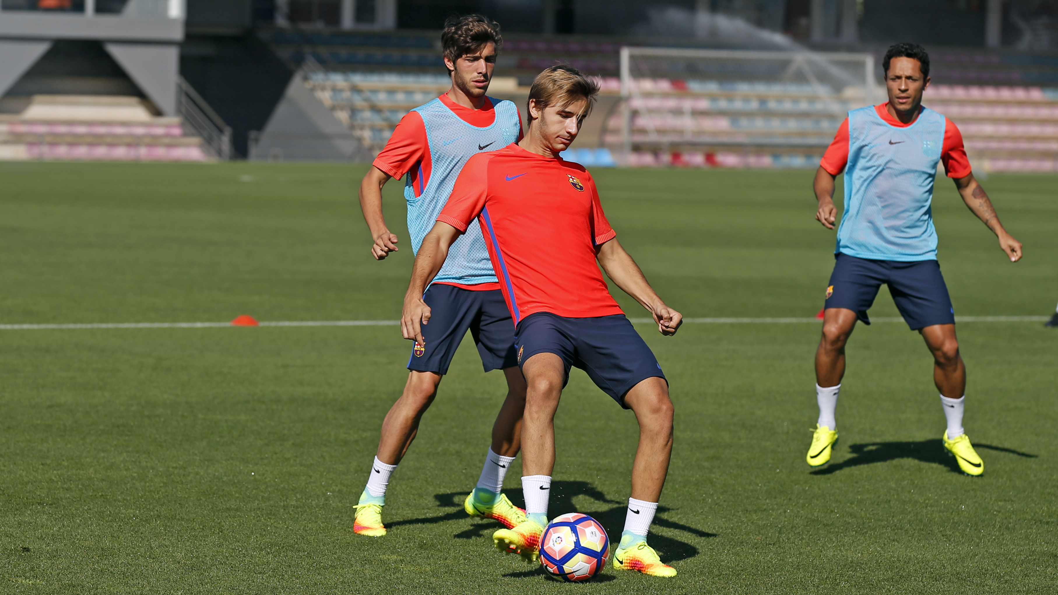 Fc Barcelona Trainer