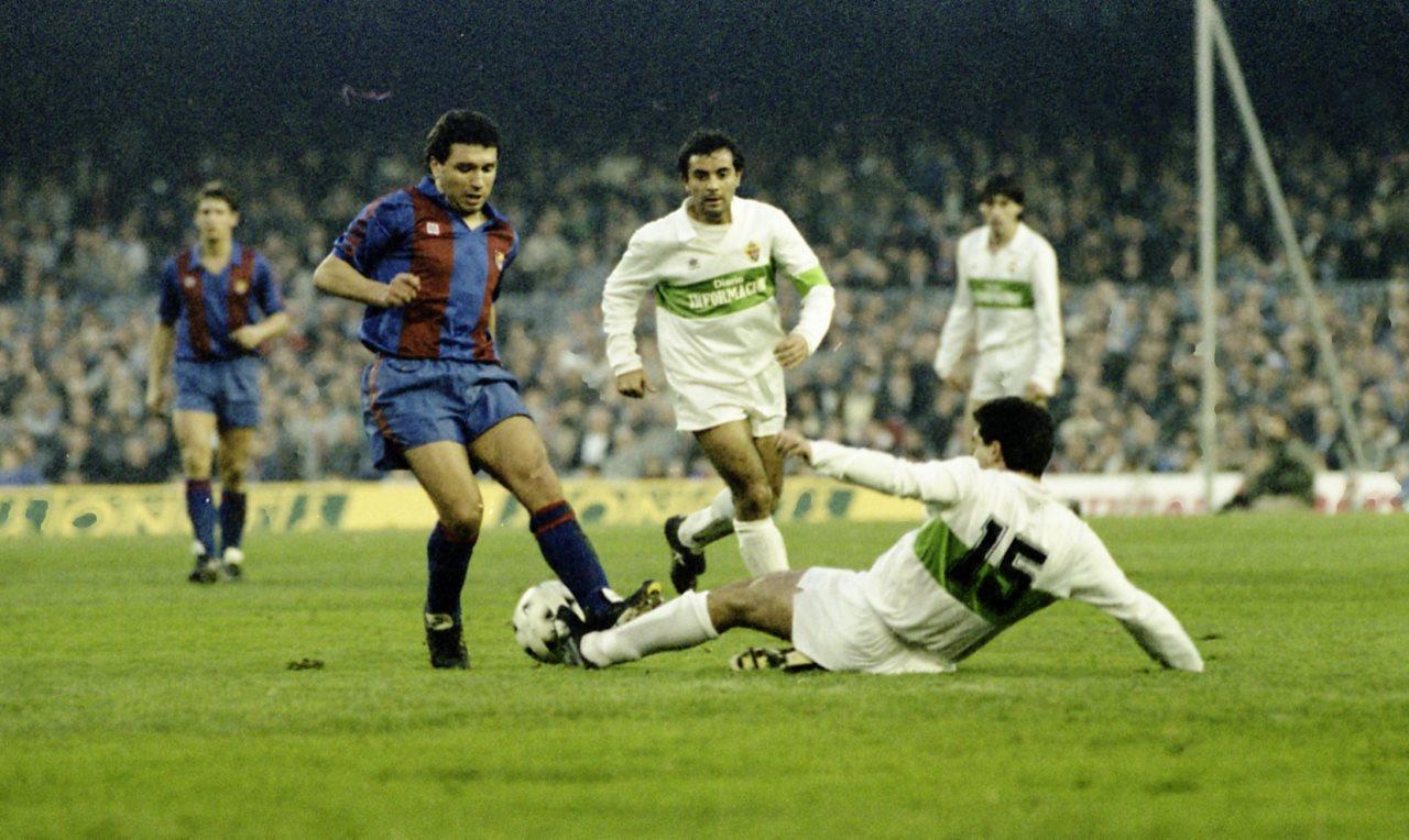 elche vs barcelona - photo #21