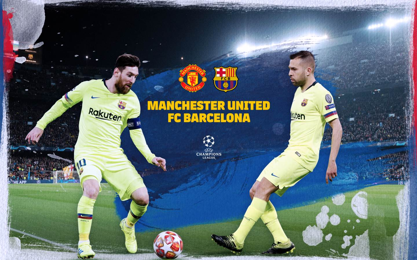 When And Where To See Manchester United Vs Fc Barcelona