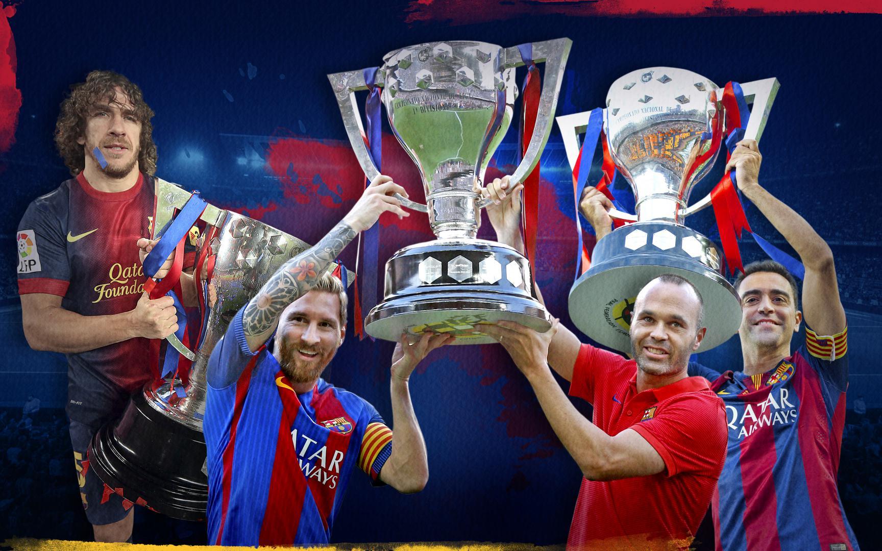 th Liga In Years