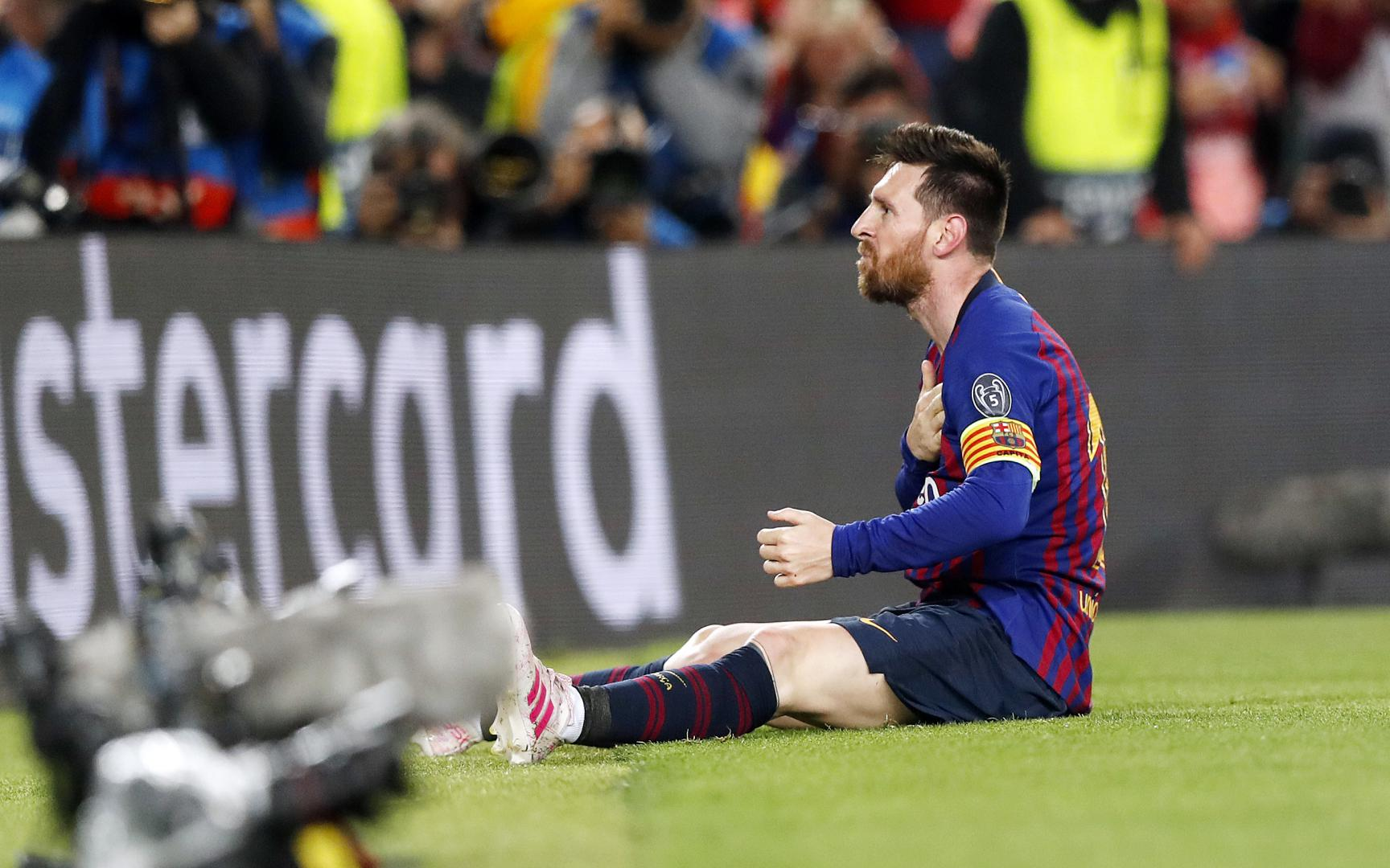 Which universe is Messi from?