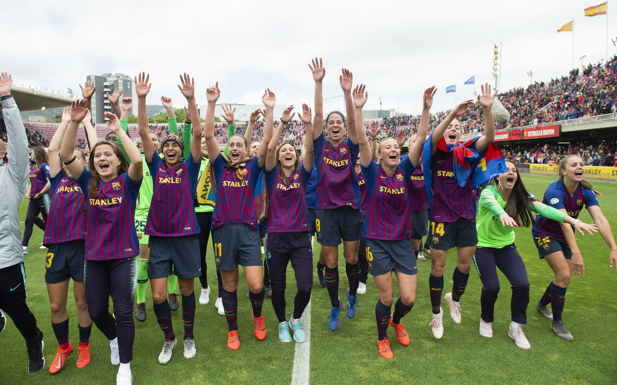 Travel To Budapest For The Women's Champions League Final