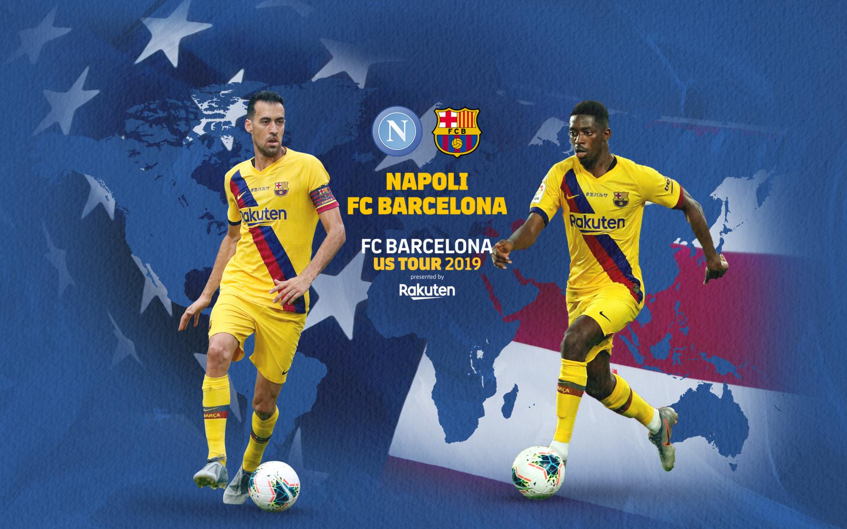 When And Where To Watch Napoli V Barca