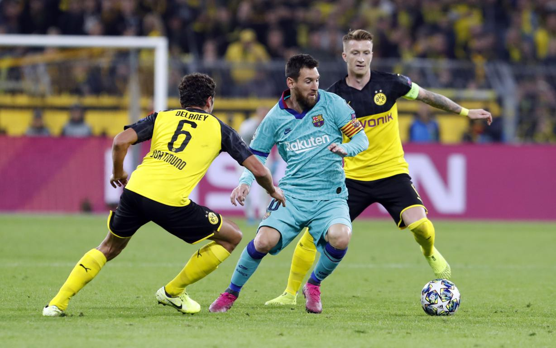 BoruГџia Dortmund Fc Barcelona