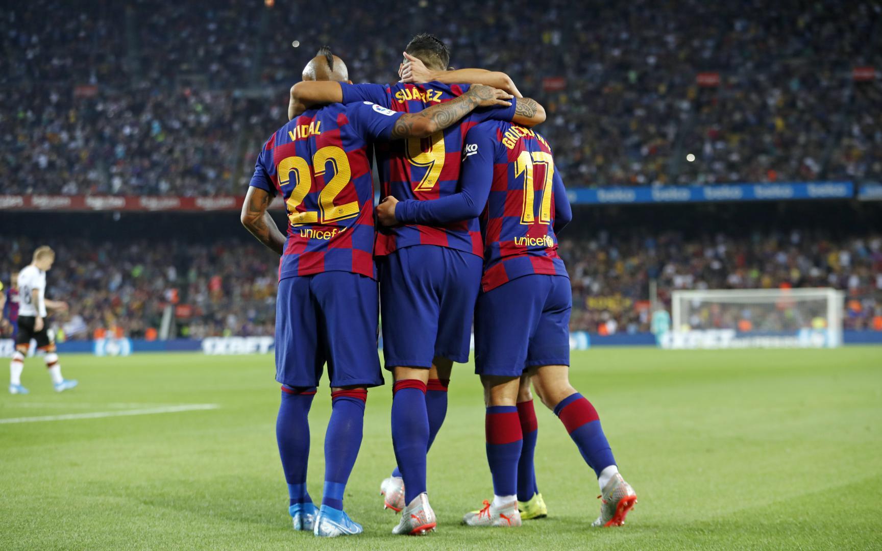 PREVIEW: FC Barcelona vs Villarreal