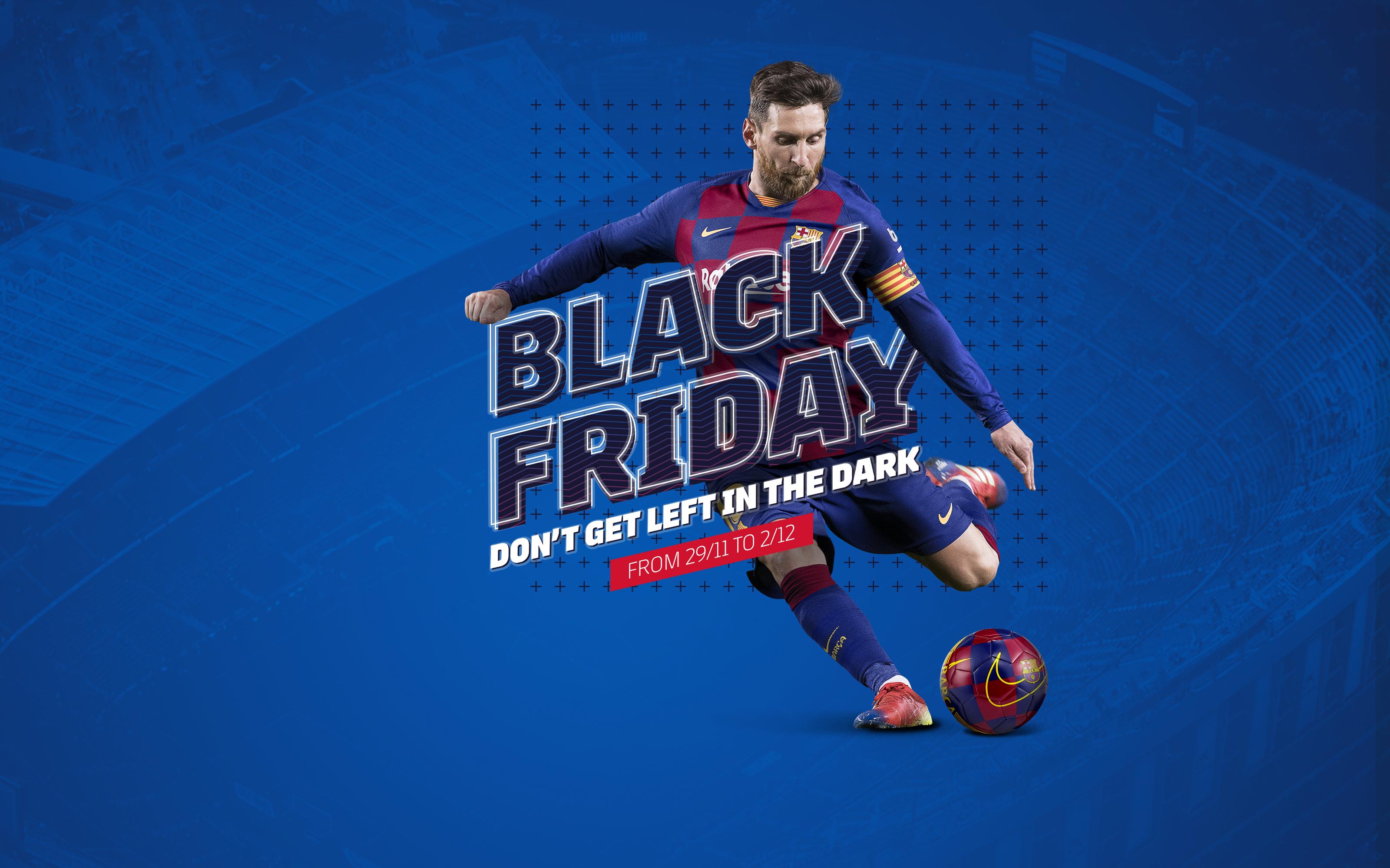 Barça S Black Friday From November 29 To December 2