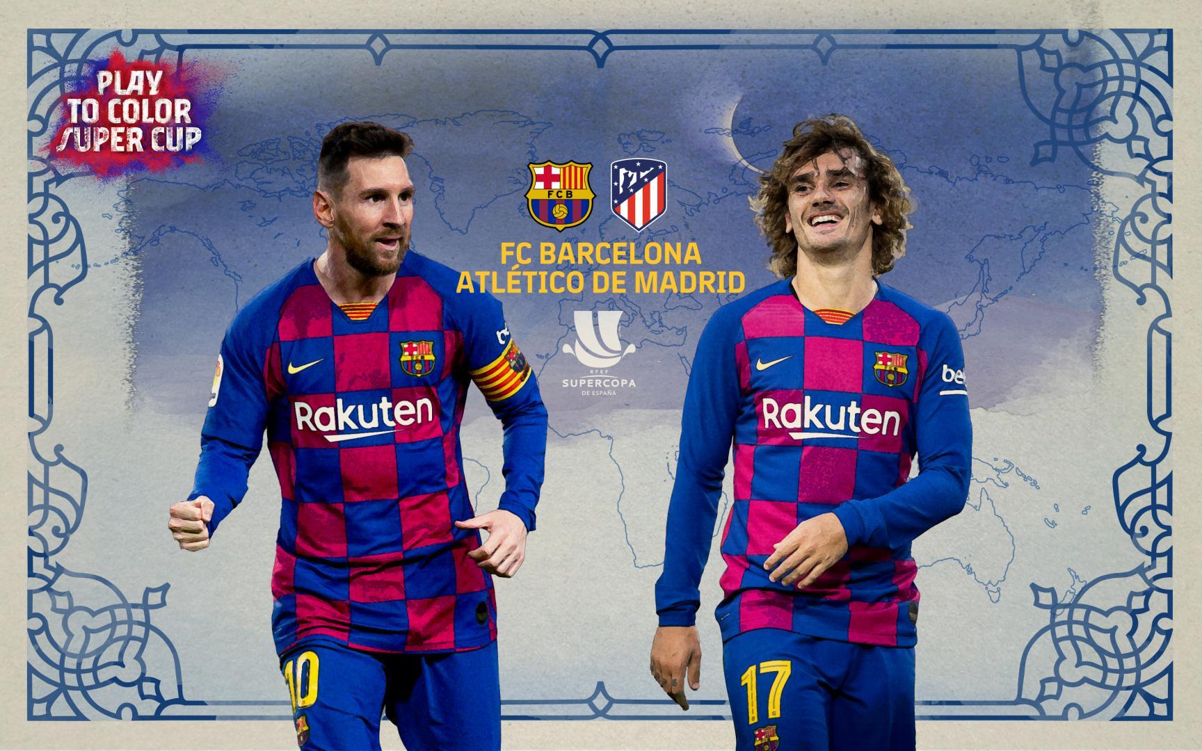 barcelona vs atletico madrid live streaming free arabic