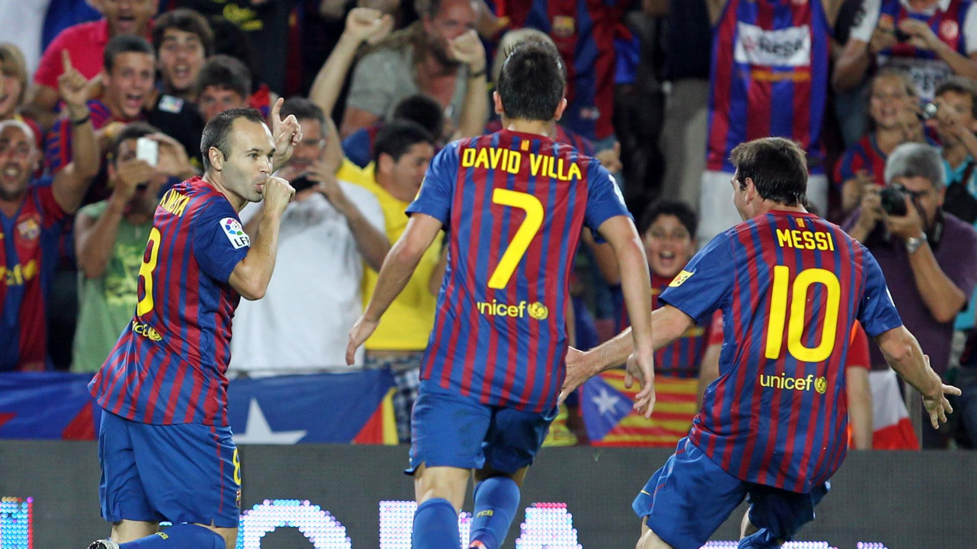 Top 10 Fc Barcelona S Best Goals In The Spanish Super Cup