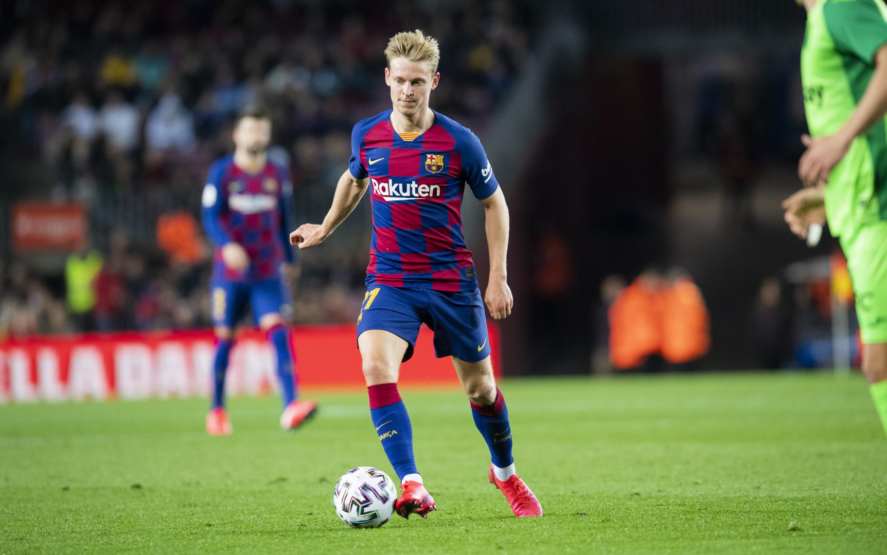 Frenkie De Jong Impressed By Napoli