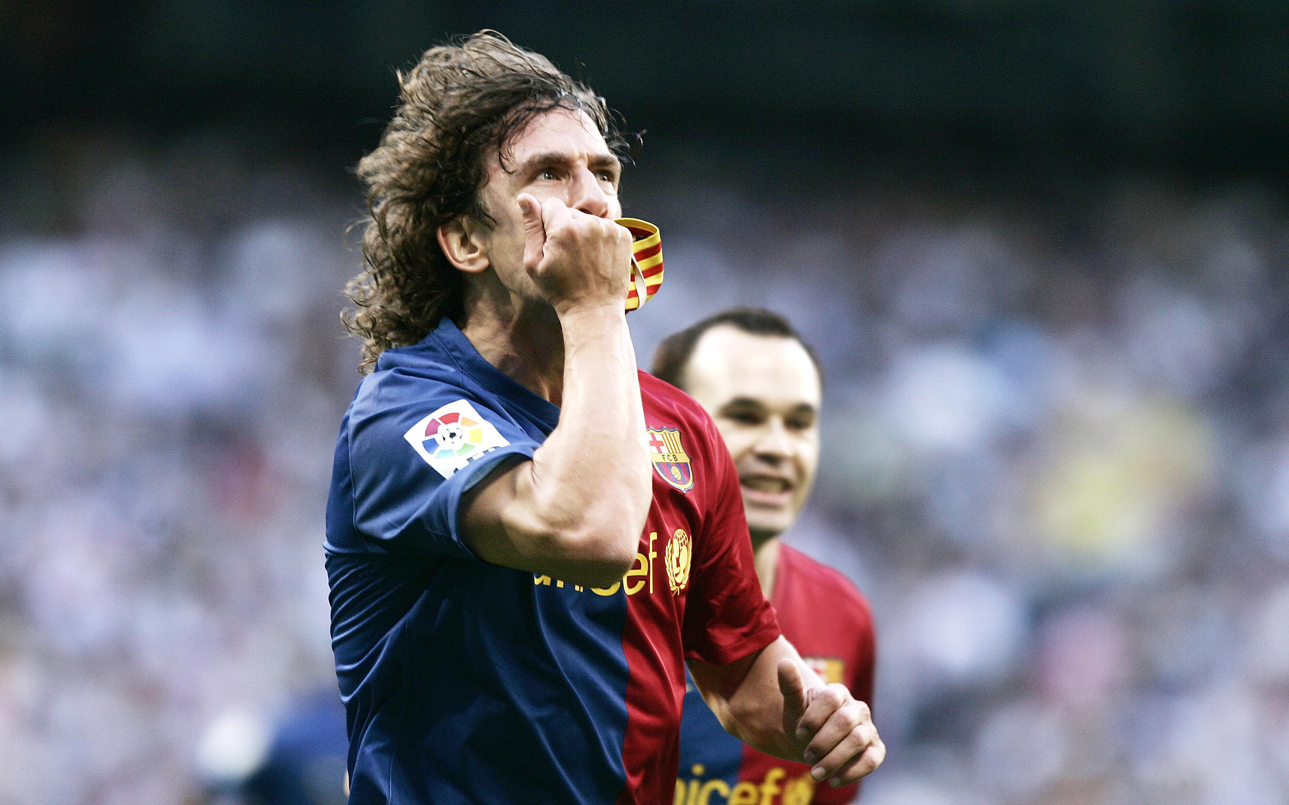 Carles Puyol: Un referente azulgrana
