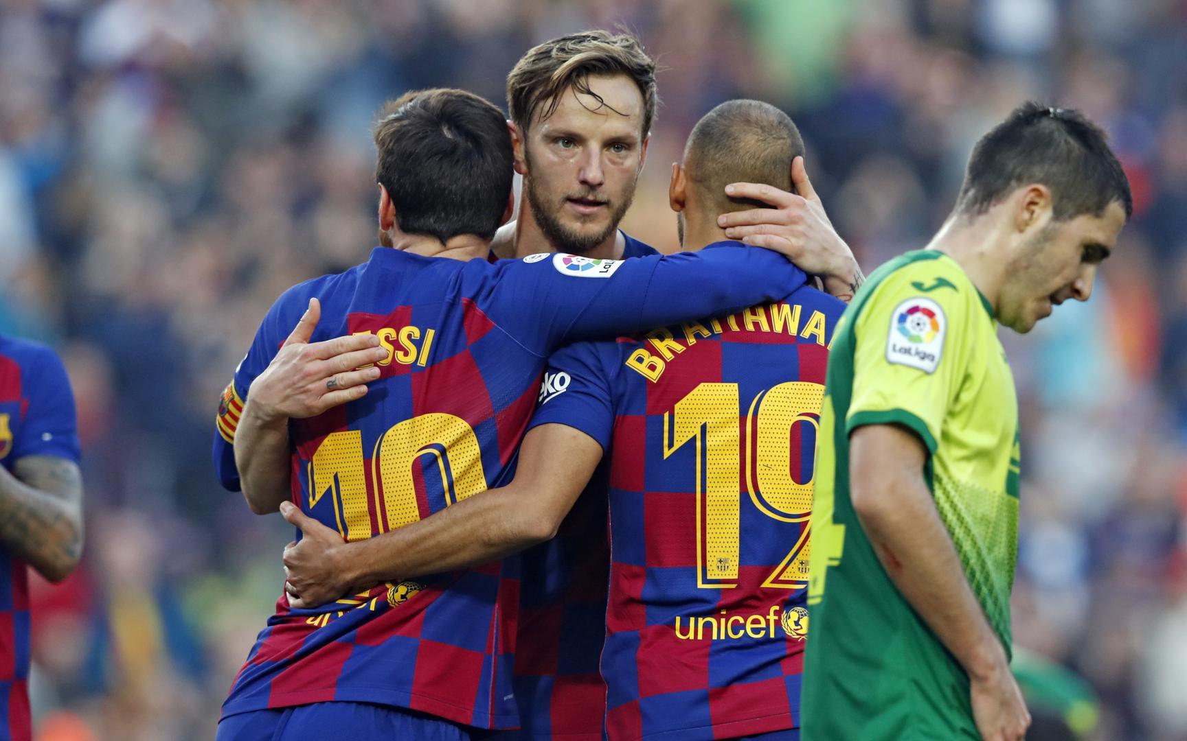 Preview Fc Barcelona V Real Sociedad