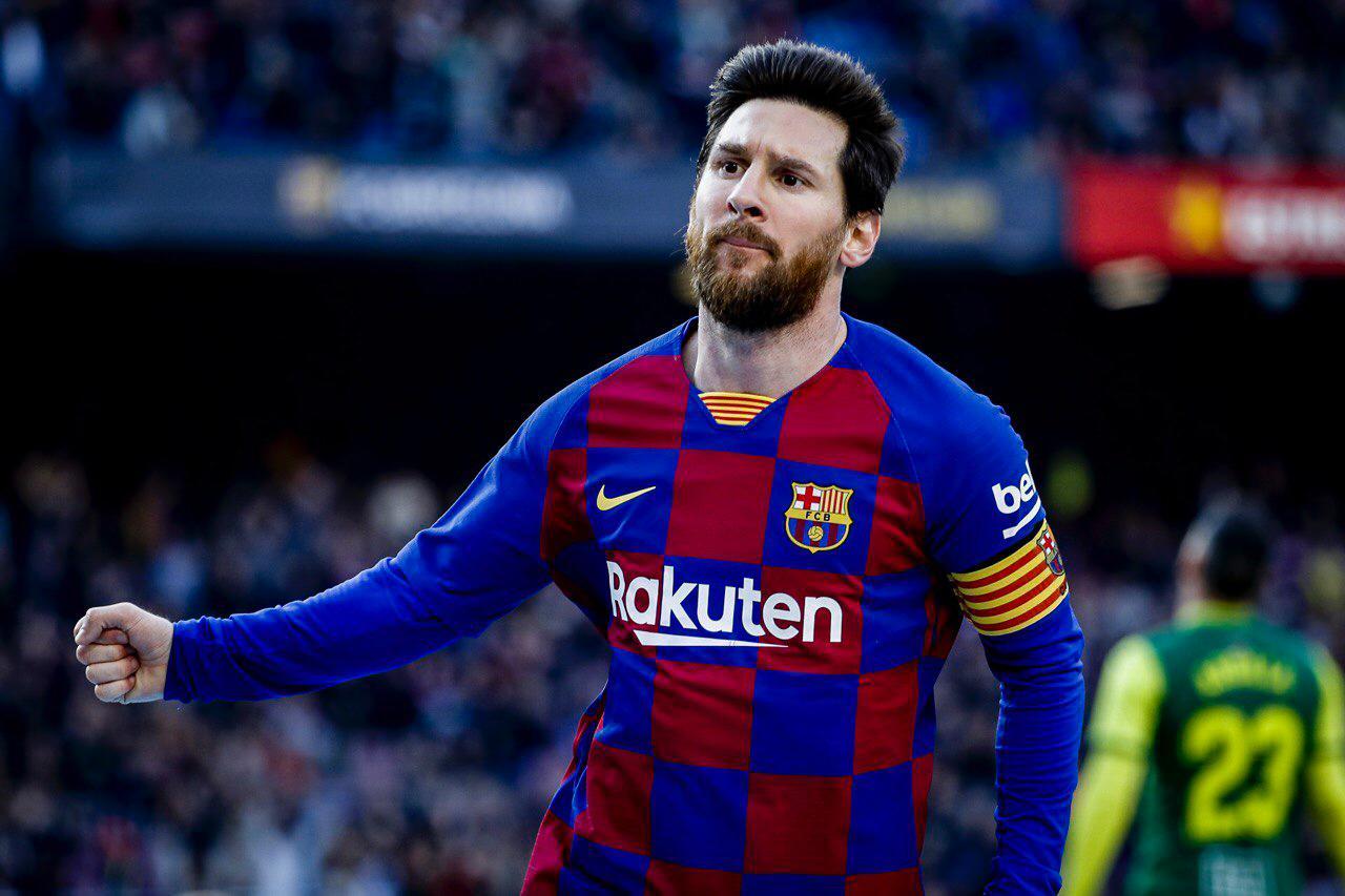 Leo Messi extends lead as top scorer in La Liga