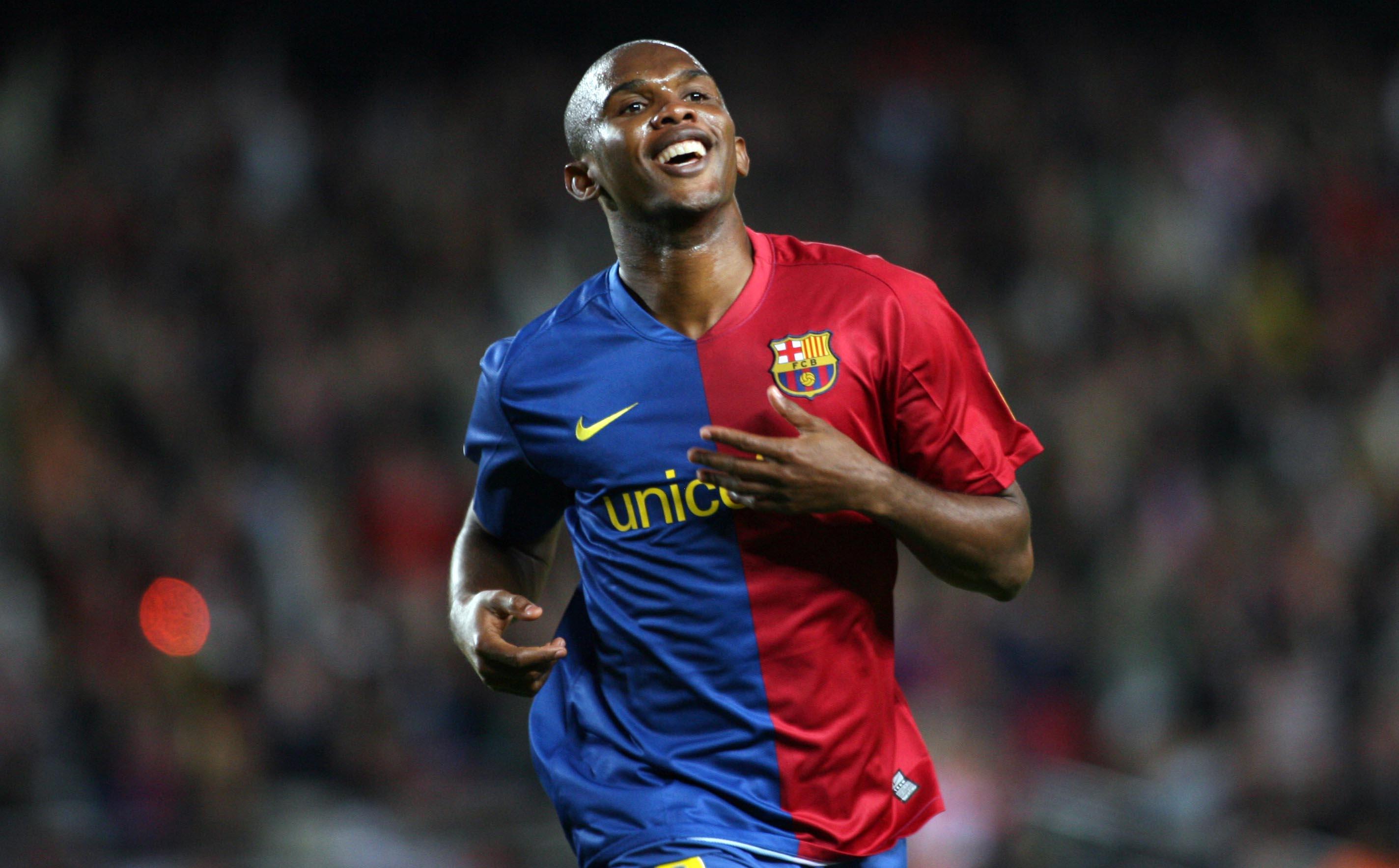 Samuel Eto'o, Barça-Mallorca connection