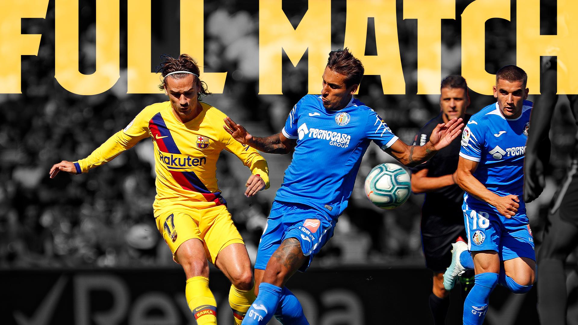 Barcelona Match