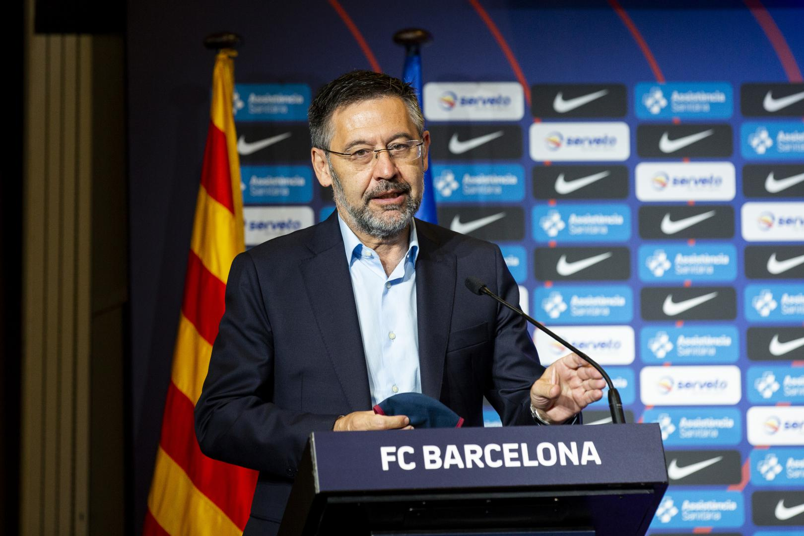 Bartomeu: 'There will be decisions'