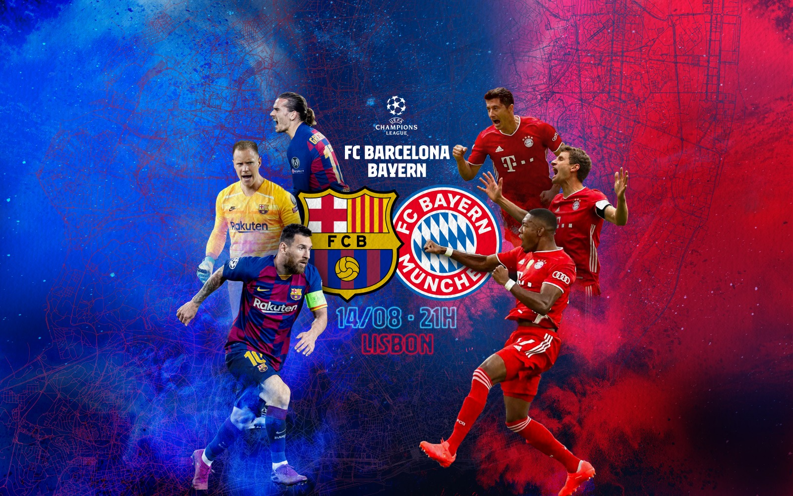 Next up, Bayern Munich
