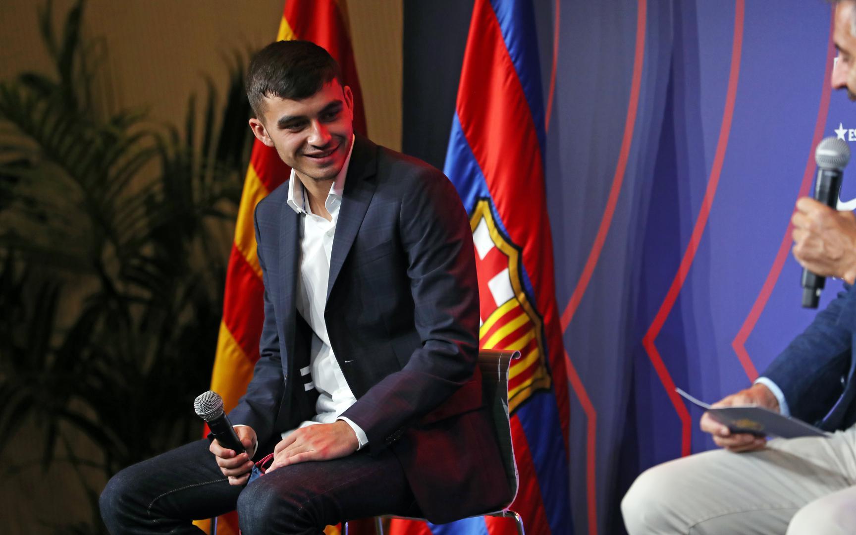 Pedri: Barcelona đã và luôn là ước mơ của tôi
