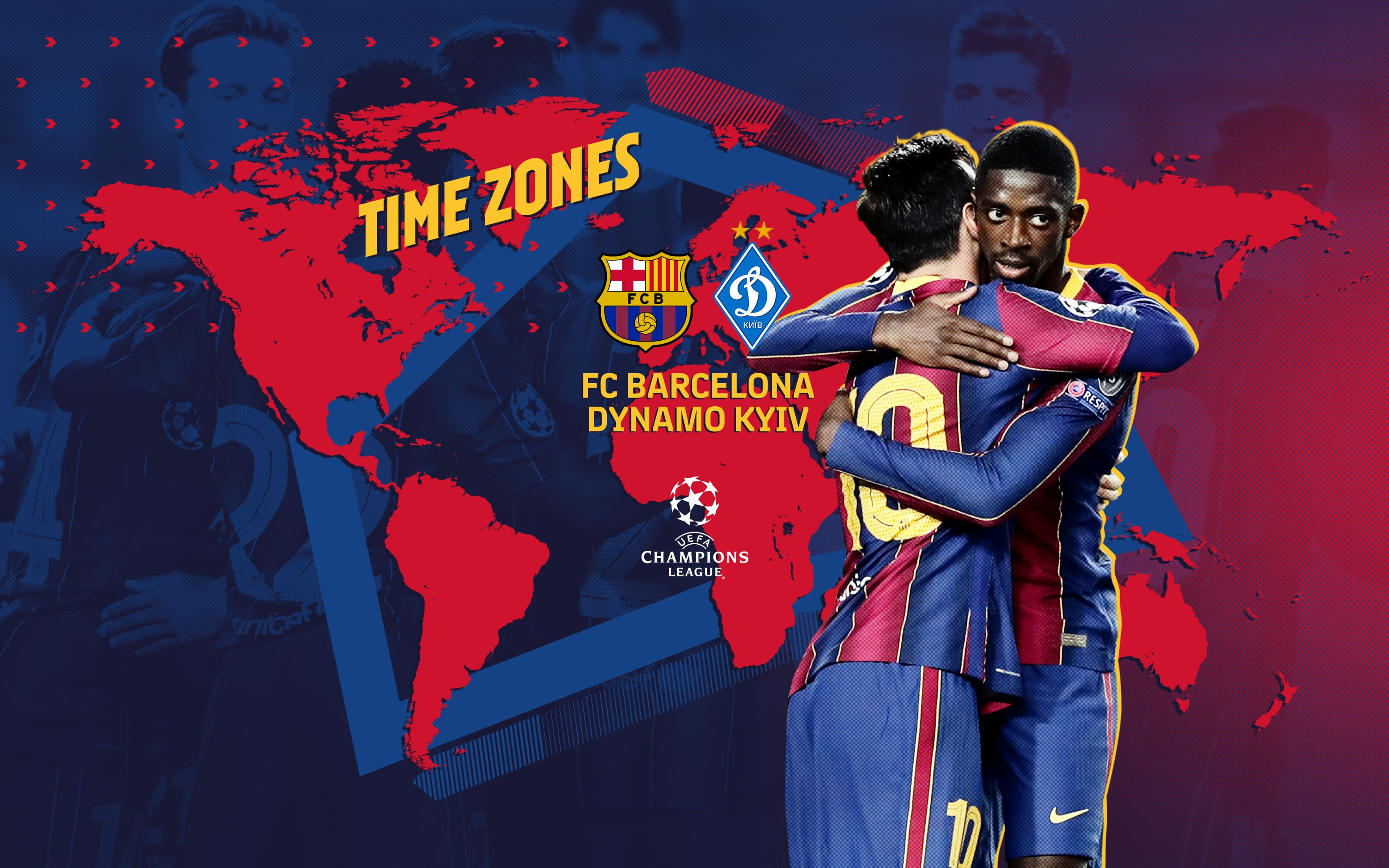 When And Where To Watch Fc Barcelona V Dynamo Kyiv