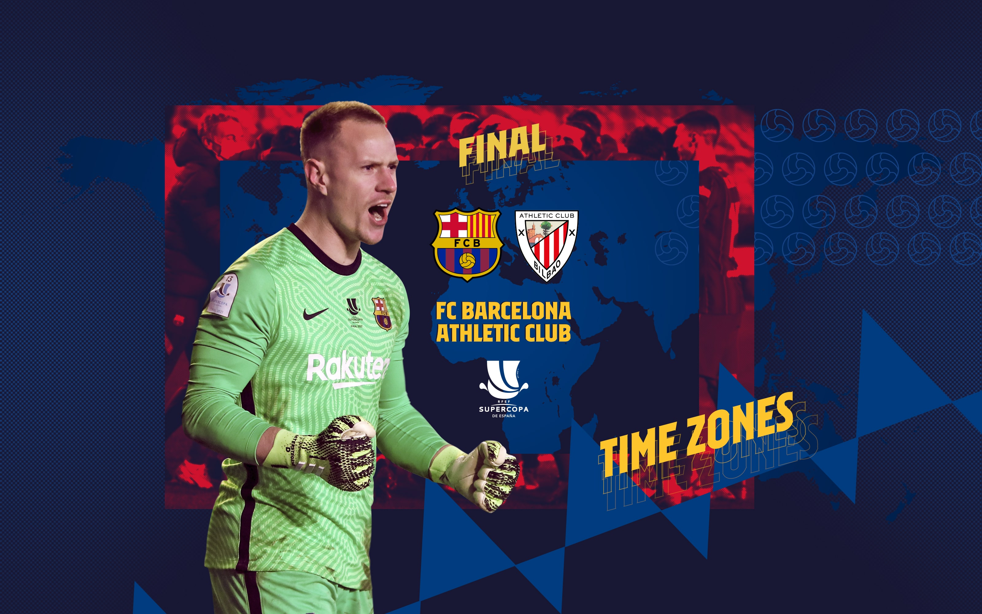 How to watch FC Barcelona v Athletic Club