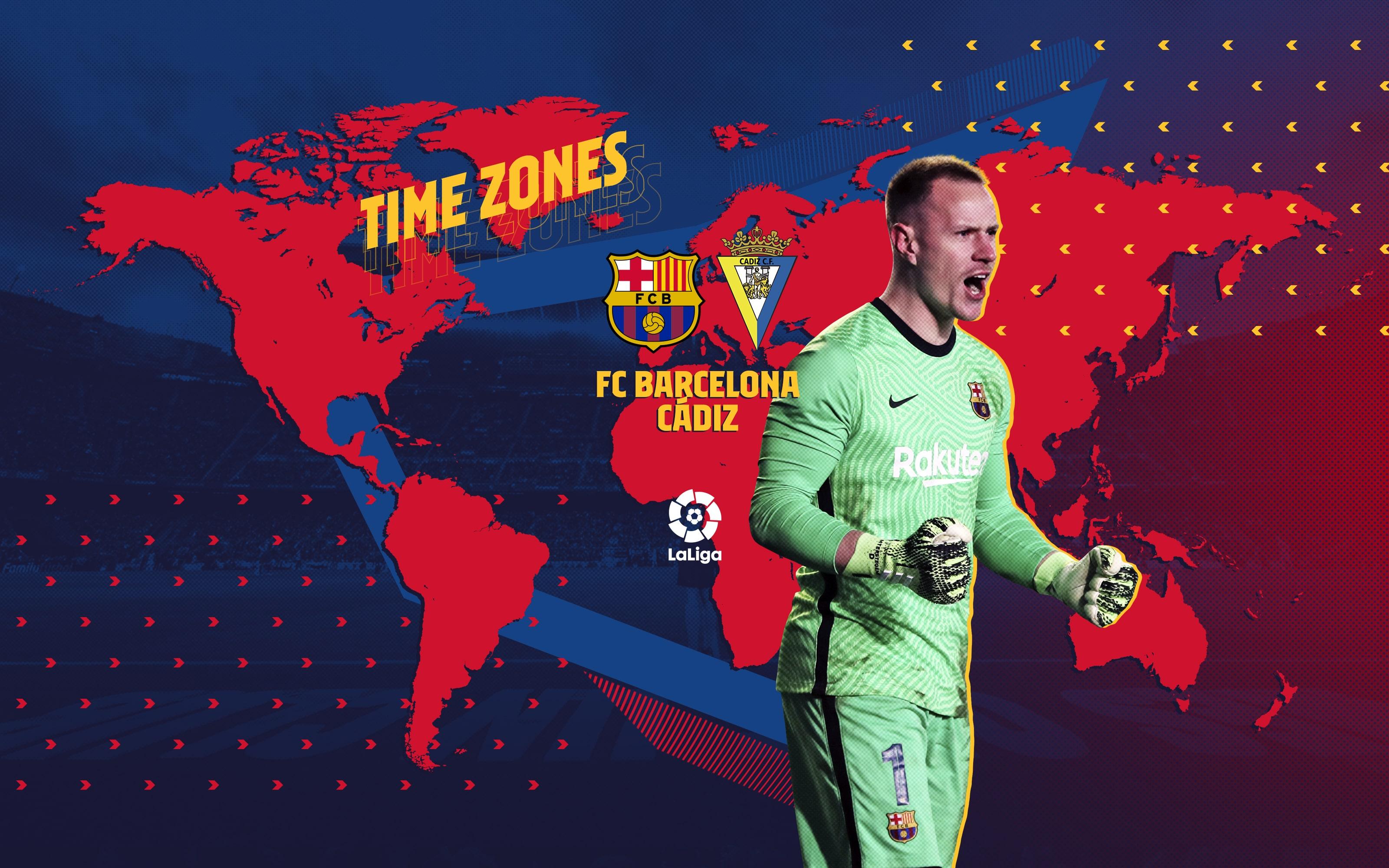 When and where to watch Barça v Cádiz