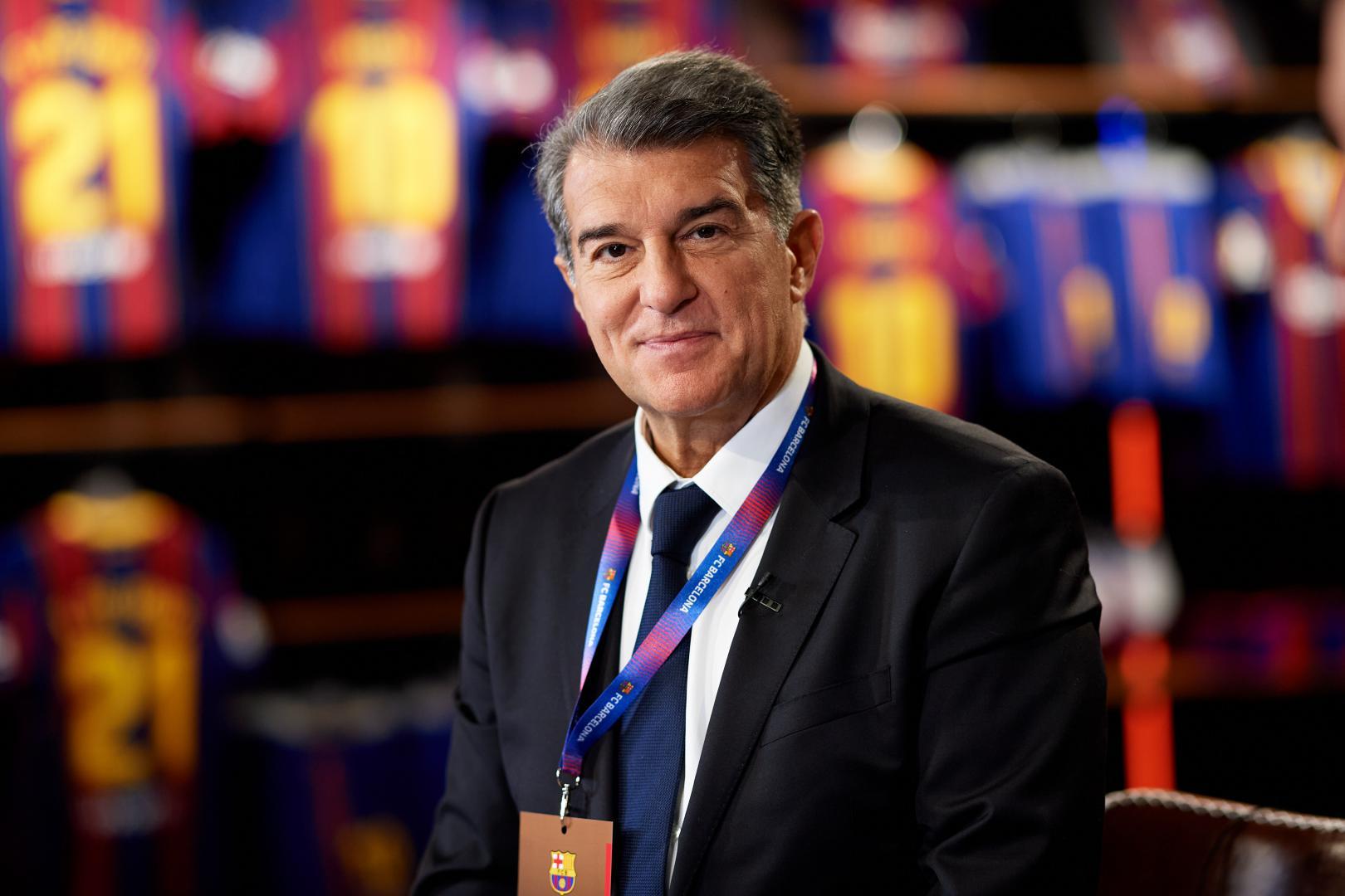 Joan Laporta thắng cử trở thành Chủ tịch FC Barcelona