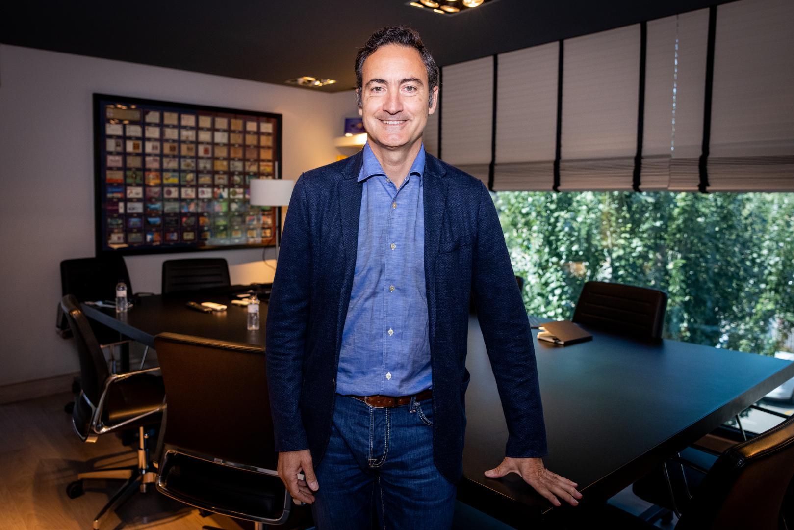 Ferran Reverter là CEO của FC Barcelona