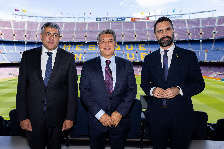 El FC Barcelona y la Agencia Catalana de Turismo renuevan su alianza para promover Catalunya como destino turístico