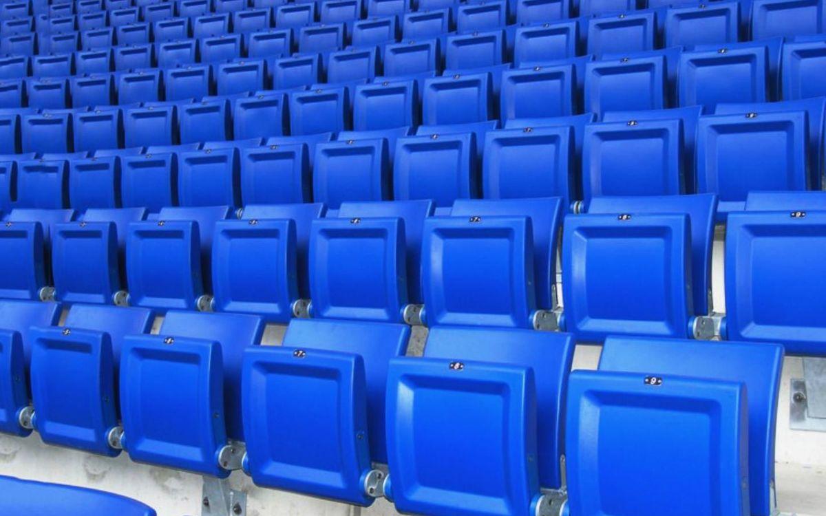 Ergonomic seats.