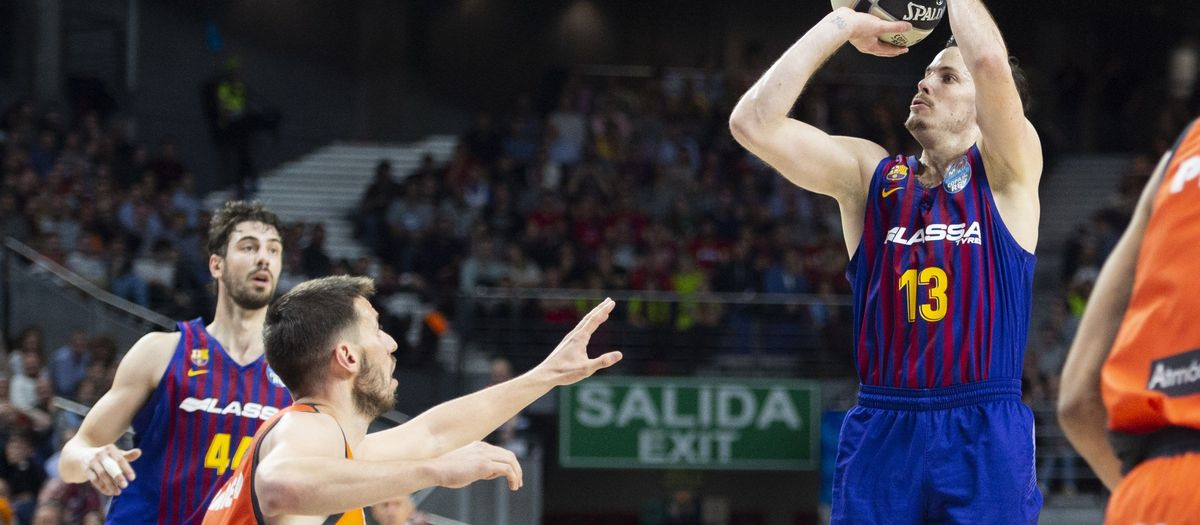 Barça Lassa 86 – 79 Valencia Basket: Into the semis!