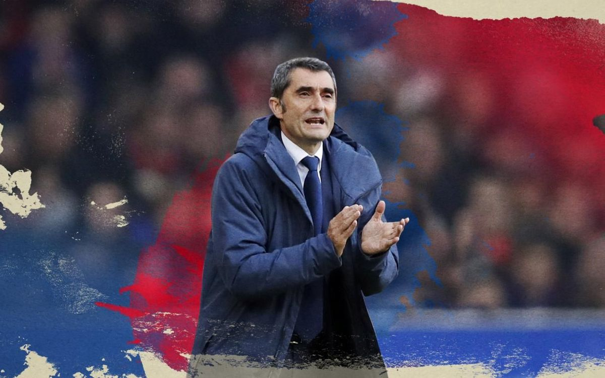 Agreement to extend Ernesto Valverde's contract