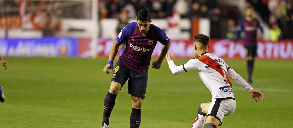 El Barça - Rayo ya tiene fecha y hora