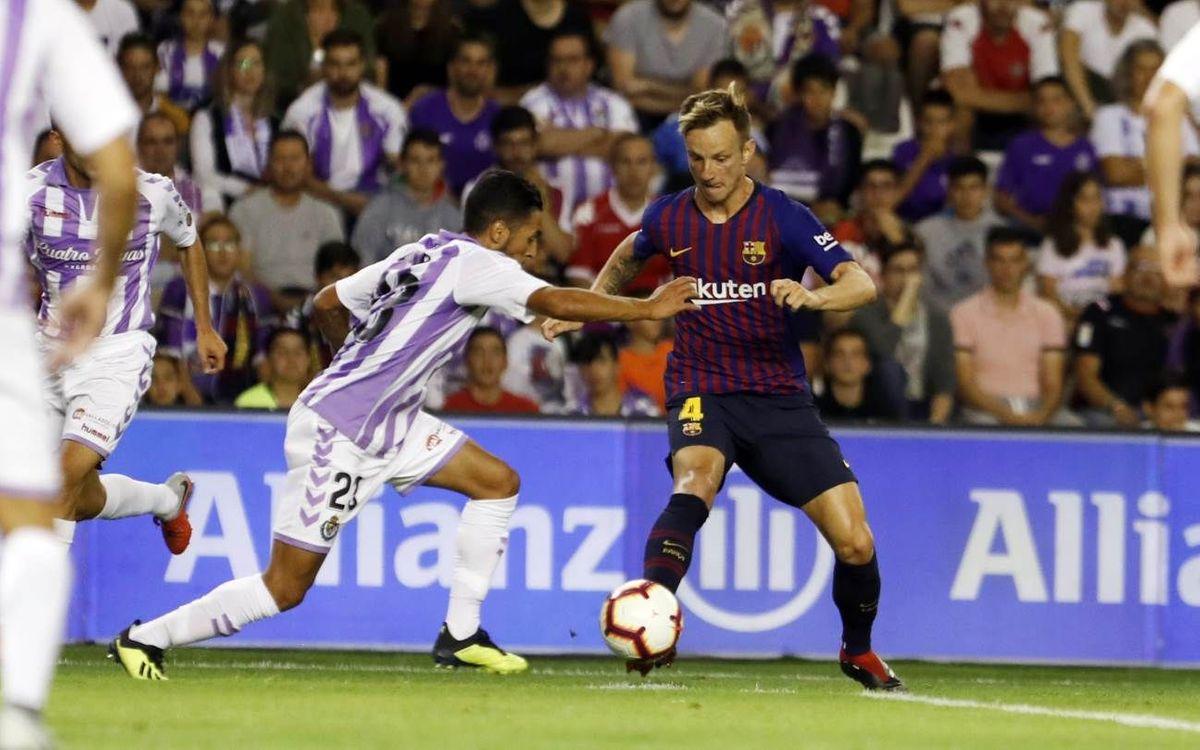 FCバルセロナ – バジャドリード戦プレビュー
