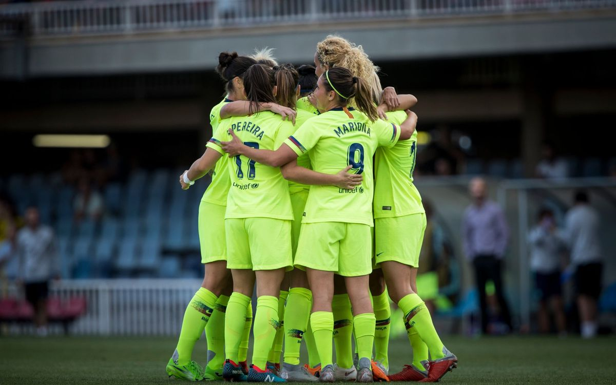 Atlético de Madrid - Barça Femenino (previa): ¡A por la final!