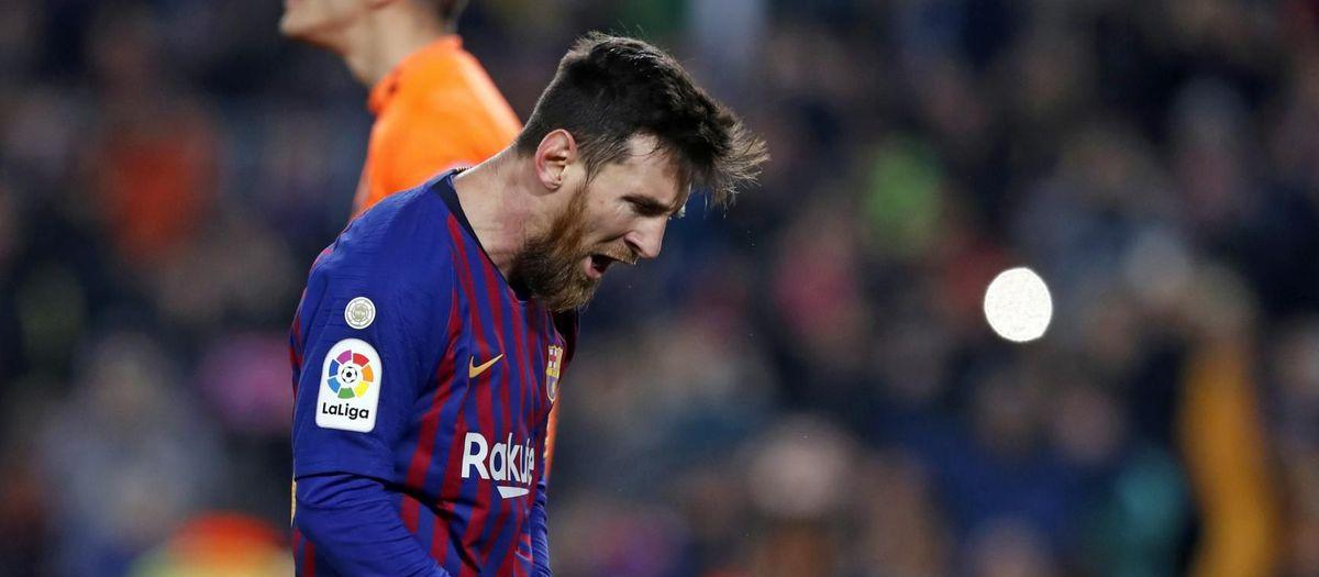 FC Barcelona - Valladolid: MIGUEL RUIZ