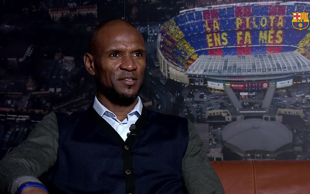 Éric Abidal: 'We have a better squad than last season'