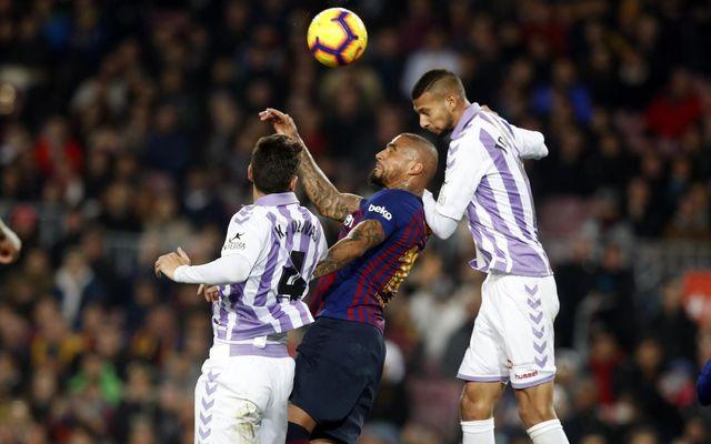 22c69ac366a FC Barcelona 1 - Valladolid 0 (full match)