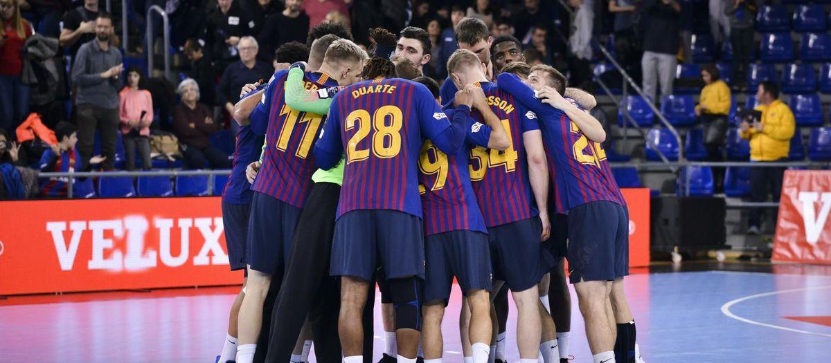 Barça Lassa 43-26 IFK Kristianstad: A win with style
