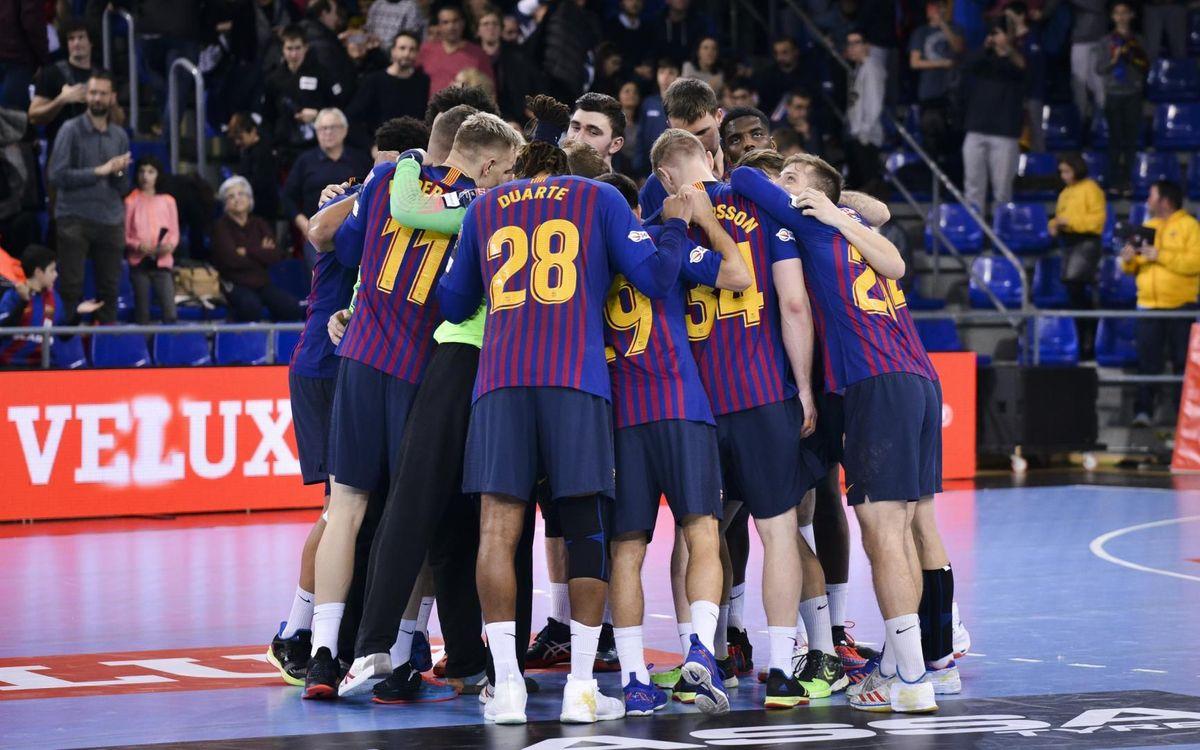 Barça Lassa - IFK Kristianstad: Recital per acariciar els quarts (43-26)