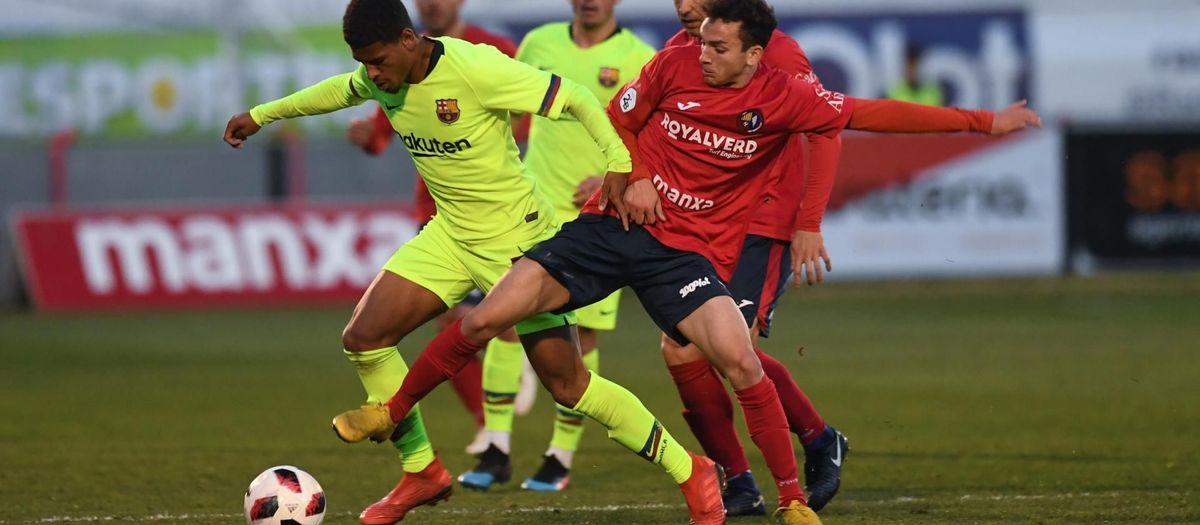 Olot – Barça B: S'escapa el triomf al darrer instant (1-1)