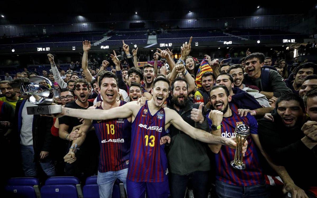 Resultado de imagen de heurtel barcelona mvp
