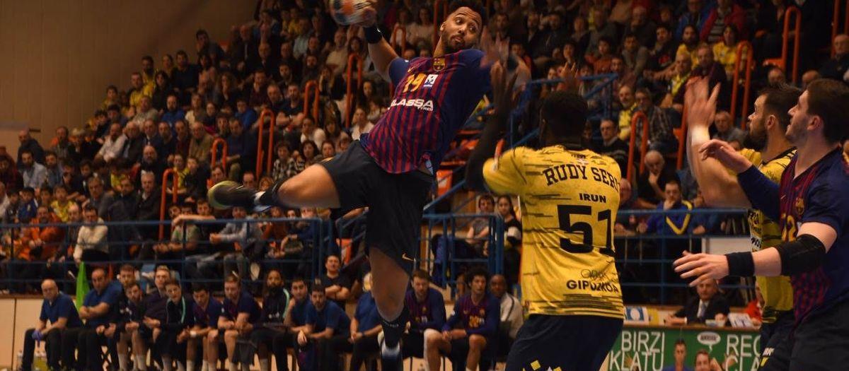 Bidasoa Irún 17 - 21 Barça Lassa: Victory in a low scoring encounter